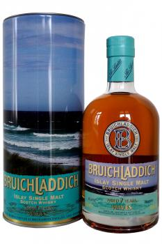 Bruichladdich Waves - 7 years old