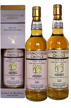 Gordon & MacPhail 'Connoisseurs Choice' Ardbeg 1991 - 14 years