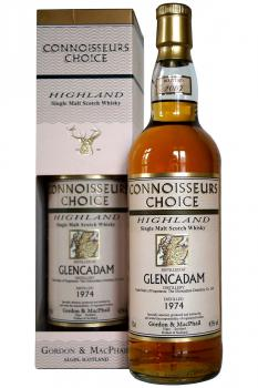 Gordon & MacPhail 'Connoisseurs Choice' Glencadam 1974 - 33 year