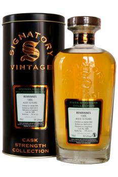 Signatory 'Cask Strength Collection' Benrinnes 1995 - 16 years o