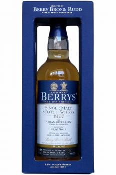 Berry Brothers & Rudd - Arran 1997 - 16,1 years old