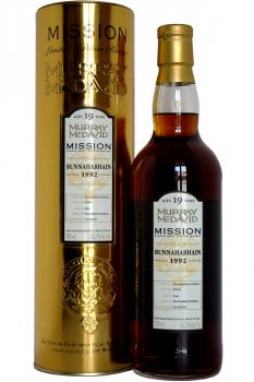 Murray McDavid 'Mission Gold Series' Bunnahabhain 1992 19 years