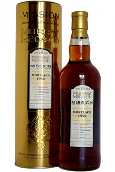 Murray McDavid 'Mission Gold Series' Mortlach 1990 18 years old