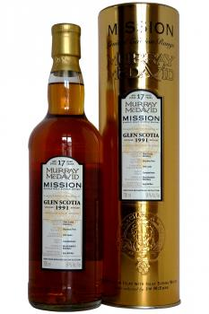Murray McDavid 'Mission Gold Series' Glen Scotia 1991 - 17 years