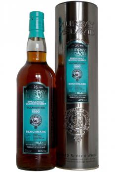 Murray McDavid 'Benchmark' Glenrothes 1990 25 years old