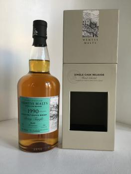Wemyss Malts - Bowmore 1990 Bring Tangle