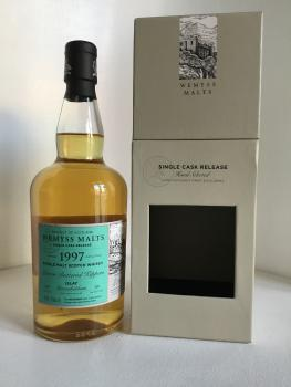 Wemyss Malts - Bunnahabhain 1997 - Lemon Buttered Kippers