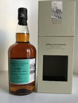 Wemyss Malts - Bunnahabhain 1987 - Sea Swept Barnacle