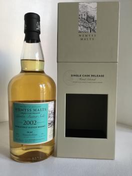 Wemyss Malts - Bunnahabhain 2002 Lemon Butter Sole