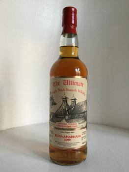 The Ultimate - Bunnahabhain 2001 - 10 years