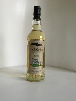 Black Corbie Boyne 2007 Irisch Whiskey