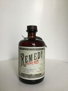 Remedy Spiced Rum 41.5% 0,7l