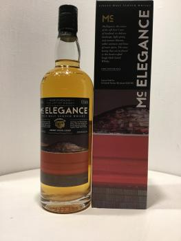 THE Art of Whisky Mc Elegance Single Malt Sherry Finish