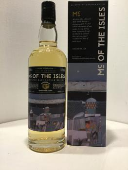 THE Art of Whisky Mc of the Isle Blended Malt Rum Finish