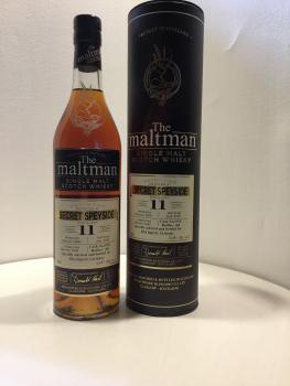 The Maltman - Secret Speyside - 11 years