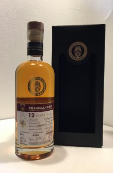 House of Mc Callum Vintage Craigellachie 12 Years
