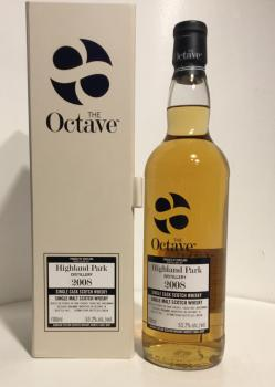 The Octave Highland Park 2008 Oak Cask