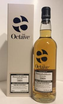 The Octave Bunnahabhain 2008 Oak Cask
