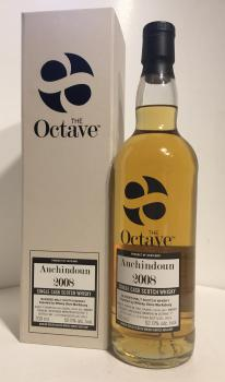 The Octave Auchindoun 2008 Oak Cask